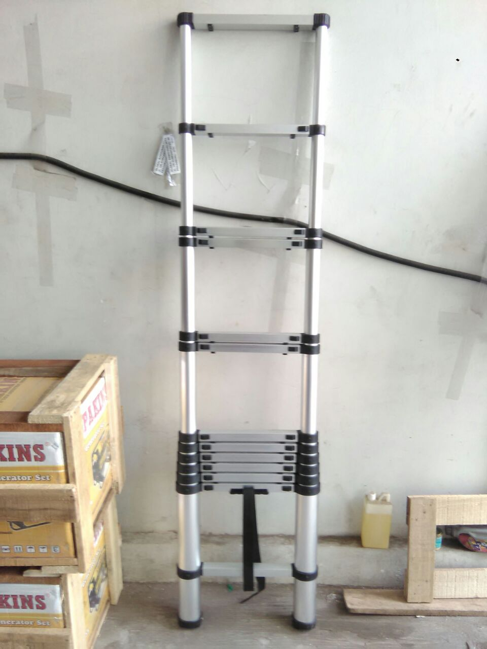 Tangga Multi Purpose Aluminium Dalton Mitrajayasetia Step Ladder Ml 406 Img 20150625 Wa0002
