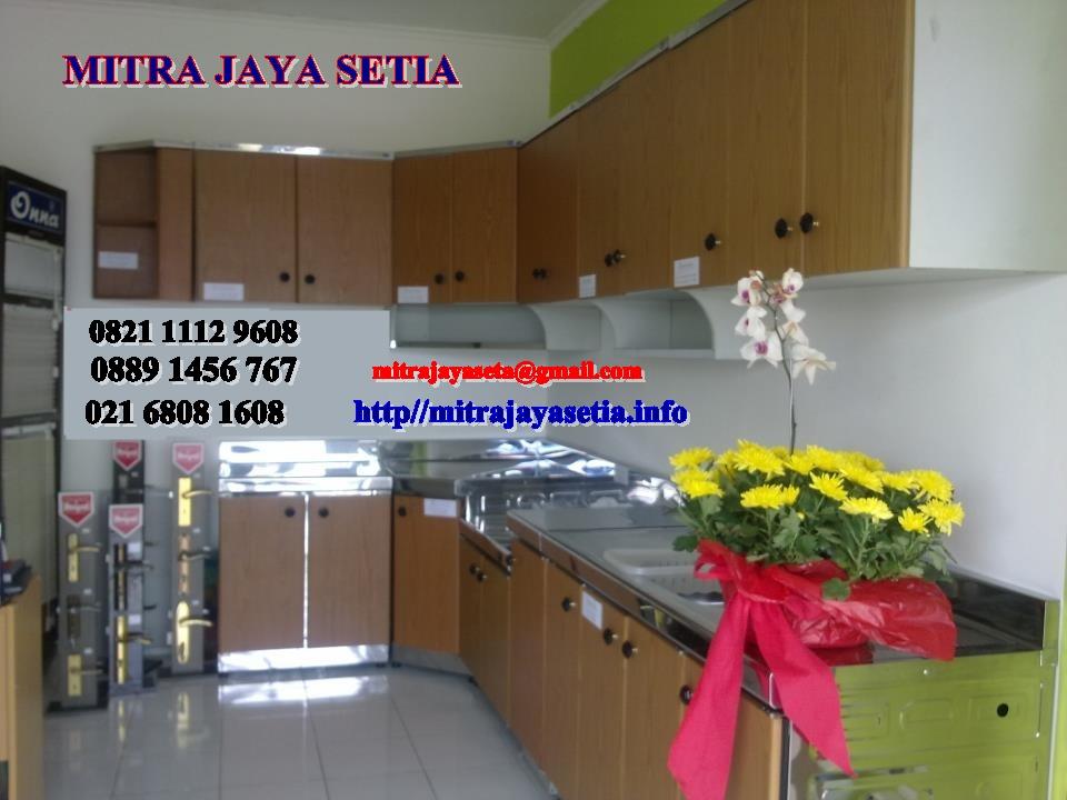 Kitchen Set Royal Mitrajayasetia