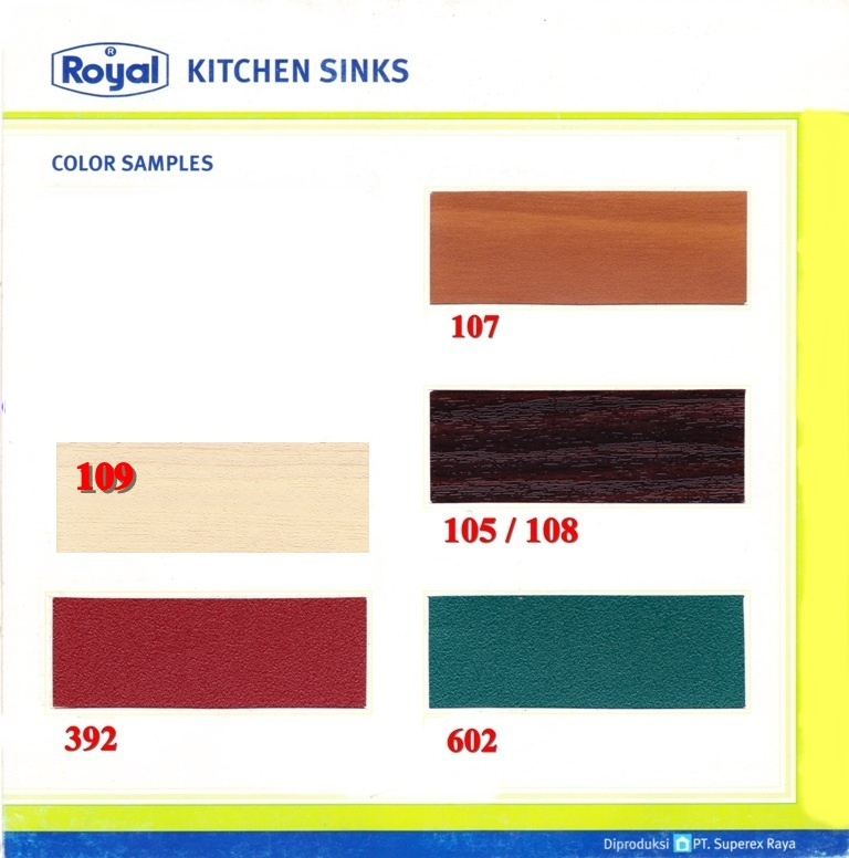 Kitchen Set Warna Coklat: Kitchen Set Royal
